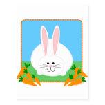 Cute Bunny Postcards