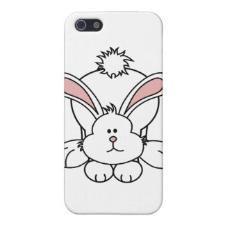 Cute Bunny Rabbit Case For iPhone SE/5/5s