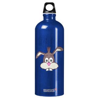 Cute Bunny Rabbit Face SIGG Traveler 1.0L Water Bottle