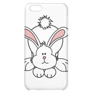 Cute Bunny Rabbit iPhone 5C Cases