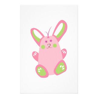 Cute Bunny Stationery