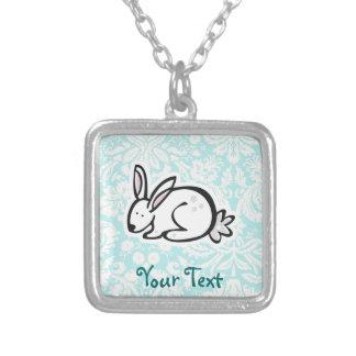 Cute Bunny; Teal Jewelry
