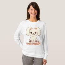 Cute Bunny - Vegan/Vegetarian T-Shirt