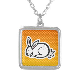 Cute Bunny; Yellow Orange Custom Jewelry