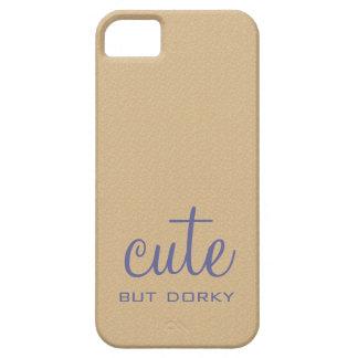 Cute But Dorky iPhone 5 BT Case