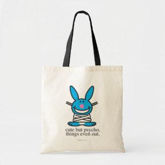 Cute but Psycho Tote Bag
