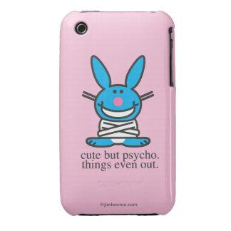 Cute but Psycho iPhone 3 Case-Mate Cases
