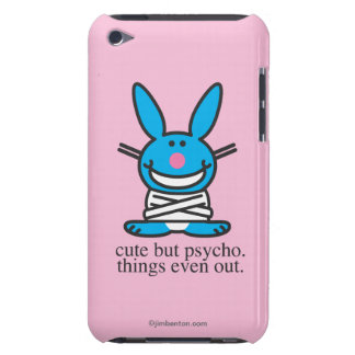 Cute but Psycho Case-Mate iPod Touch Case