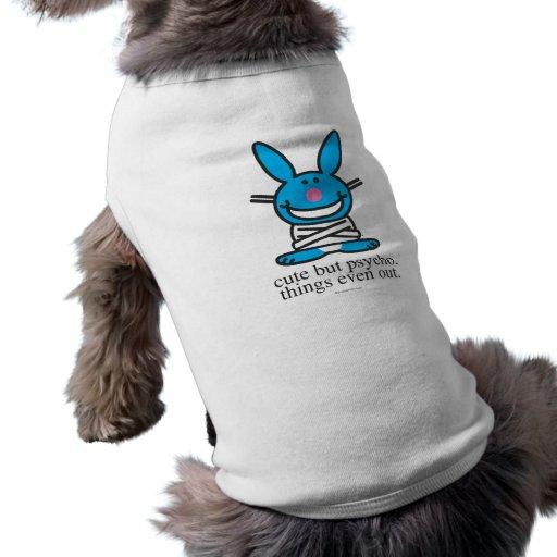 Cute but Psycho Doggie Tee Shirt