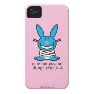 Cute but Psycho iPhone 4 Cover