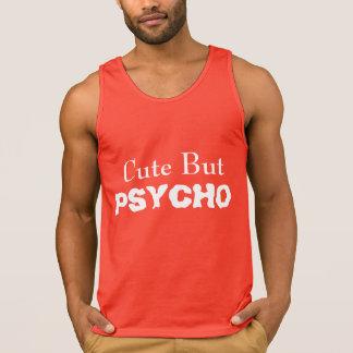 Cute But Psycho Tank Top