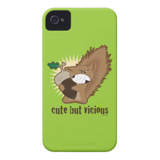 Cute But Vicious iPhone 4 Case