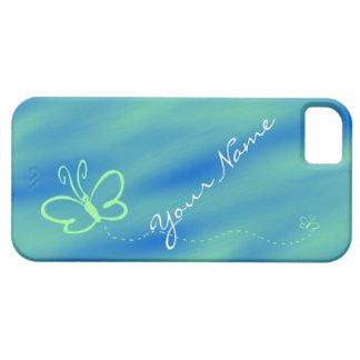 Cute Butterfly Design iPhone 5 Case