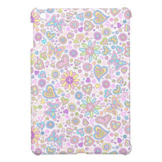 Cute Butterfly Flowers iPad case iPad Mini Cover