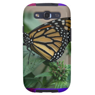 CUTE butterfly insect nature kids children family Samsung Galaxy S3 Cover