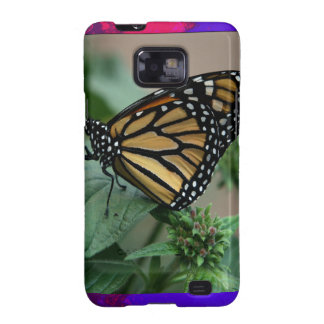 CUTE butterfly insect nature kids children family Samsung Galaxy S2 Case