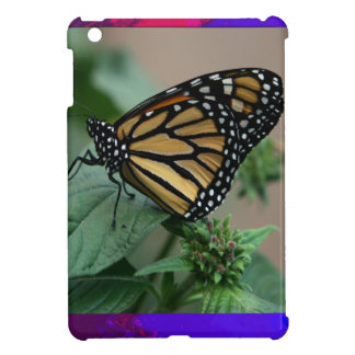 CUTE butterfly insect nature kids children family iPad Mini Cover