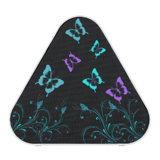Cute Butterfly Triangle Speakers