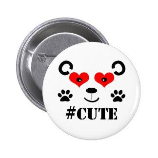 #Cute Button