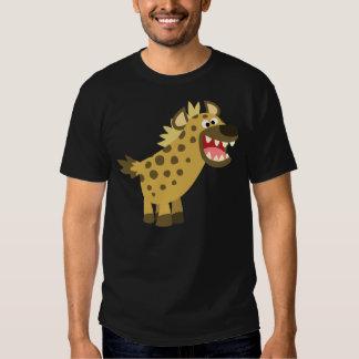Cute Cackling Cartoon Hyena T-Shirt