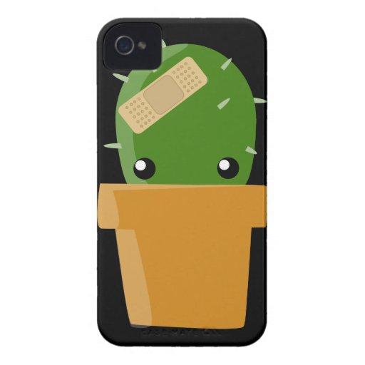 Cute Cactus iPhone 4 Case