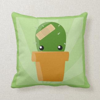 Cute Cactus Throw Pillows