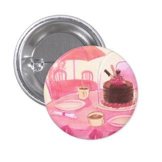 Cute Cafe Pocky Cake Button