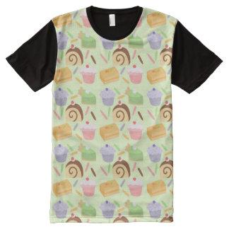 Cute Cake All-Over Print T-shirt