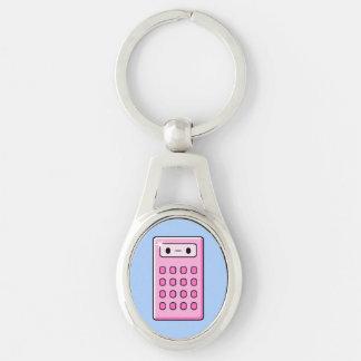Cute Calculator Keychain