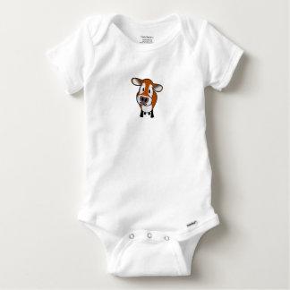 Cute Calf Babysuit Baby Onesie