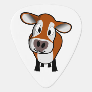 Cute Calf Guitar Pick