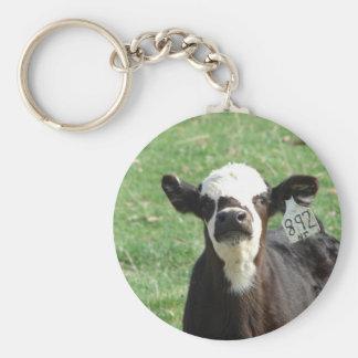 Cute Calf Keychain