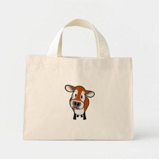 Cute Calf Tote Bags