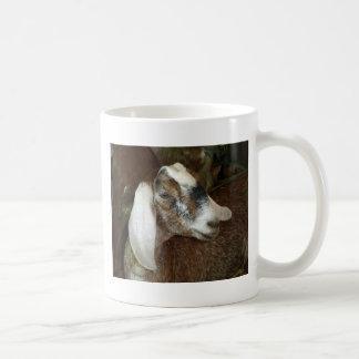 Cute Calico Goat Friend Mug