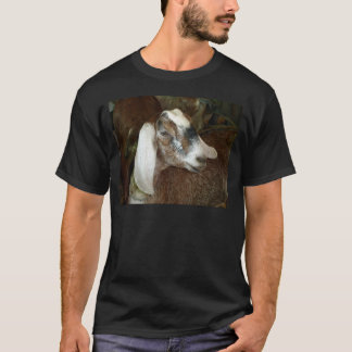 Cute Calico Goat Friend T-Shirt