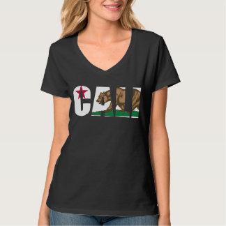 Cute California Cali Flag T-Shirt
