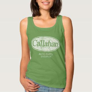 Cute Callahan Auto Parts Basic Tank Top