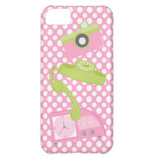 Cute Calls Case For iPhone 5C