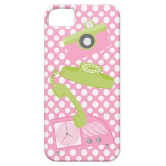 Cute Calls iPhone 5 Cover