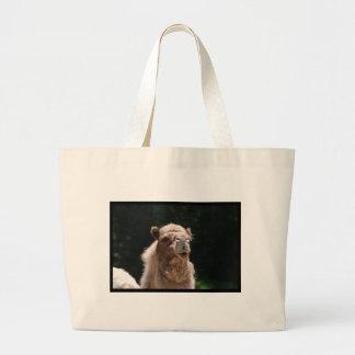 Cute Camel Jumbo Tote Bag
