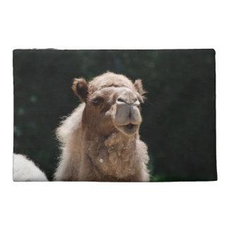 Cute Camel Travel Accessory Bag