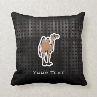 Cute Camel; Cool Throw Pillow