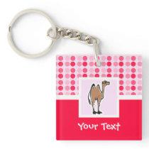Cute Camel Keychain