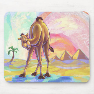 Cute Camel Office Accessories Mouse Pad