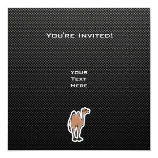 Cute Camel; Sleek Card
