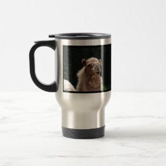 Cute Camel Travel Mug