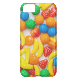 Cute Candy Fruits Case For iPhone 5C