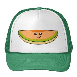 Cute Cantaloupe Trucker Hat