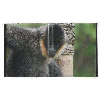Cute Capuchin Monkey iPad Cases