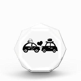 Cute car couple award